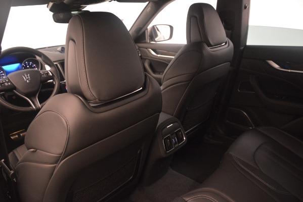 New 2020 Maserati Levante S Q4 GranSport for sale $101,585 at Maserati of Westport in Westport CT 06880 20