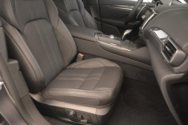New 2020 Maserati Levante S Q4 GranSport for sale $101,585 at Maserati of Westport in Westport CT 06880 24