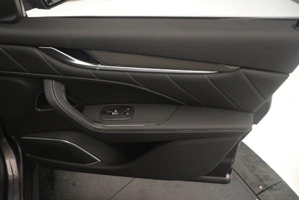 New 2020 Maserati Levante S Q4 GranSport for sale $101,585 at Maserati of Westport in Westport CT 06880 25
