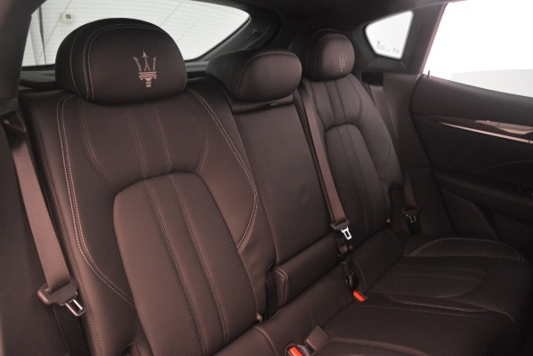 New 2020 Maserati Levante S Q4 GranSport for sale $101,585 at Maserati of Westport in Westport CT 06880 26