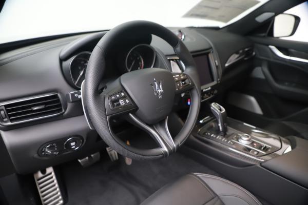 New 2020 Maserati Levante S Q4 GranSport for sale $106,585 at Maserati of Westport in Westport CT 06880 13