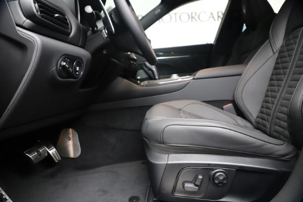New 2020 Maserati Levante S Q4 GranSport for sale $106,585 at Maserati of Westport in Westport CT 06880 14