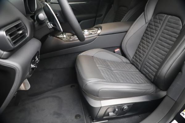 New 2020 Maserati Levante S Q4 GranSport for sale $106,585 at Maserati of Westport in Westport CT 06880 15