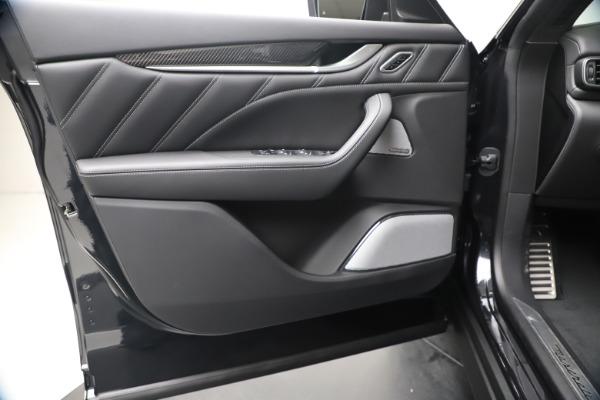 New 2020 Maserati Levante S Q4 GranSport for sale $106,585 at Maserati of Westport in Westport CT 06880 17