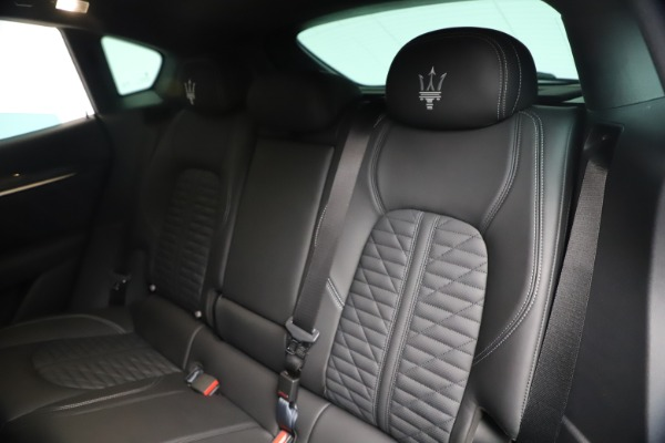 New 2020 Maserati Levante S Q4 GranSport for sale $106,585 at Maserati of Westport in Westport CT 06880 18