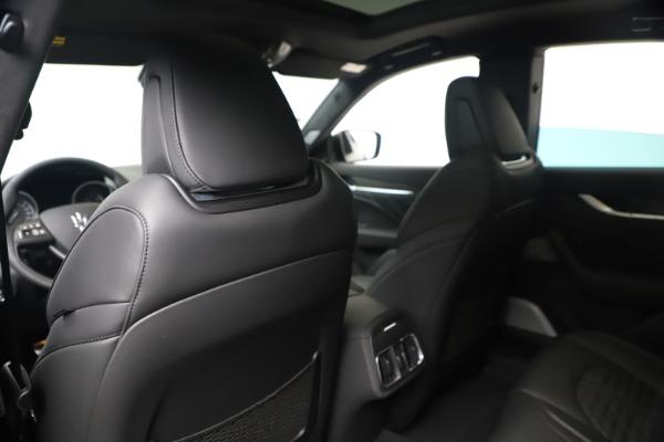 New 2020 Maserati Levante S Q4 GranSport for sale $106,585 at Maserati of Westport in Westport CT 06880 20