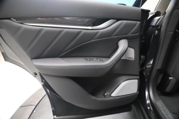 New 2020 Maserati Levante S Q4 GranSport for sale $106,585 at Maserati of Westport in Westport CT 06880 21