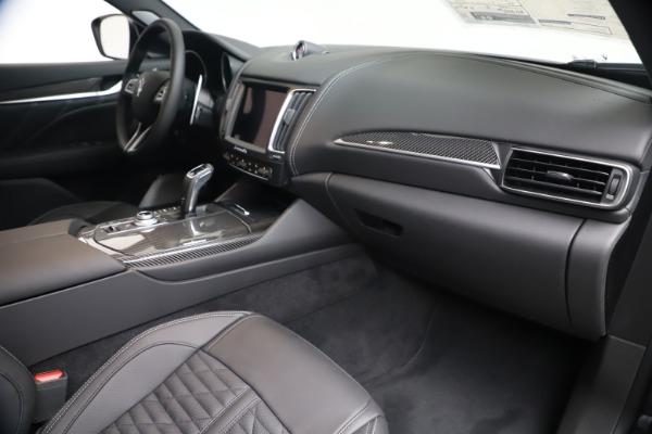 New 2020 Maserati Levante S Q4 GranSport for sale $106,585 at Maserati of Westport in Westport CT 06880 22