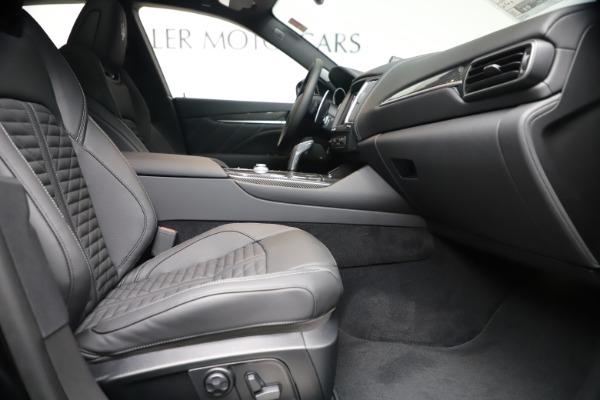 New 2020 Maserati Levante S Q4 GranSport for sale $106,585 at Maserati of Westport in Westport CT 06880 23