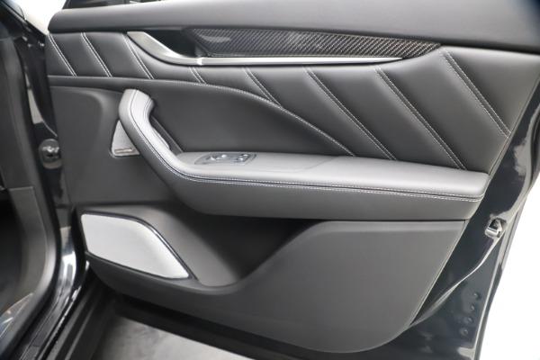 New 2020 Maserati Levante S Q4 GranSport for sale $106,585 at Maserati of Westport in Westport CT 06880 25