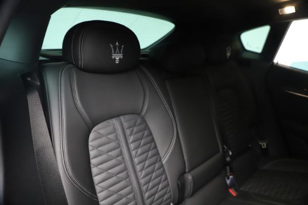 New 2020 Maserati Levante S Q4 GranSport for sale $106,585 at Maserati of Westport in Westport CT 06880 26