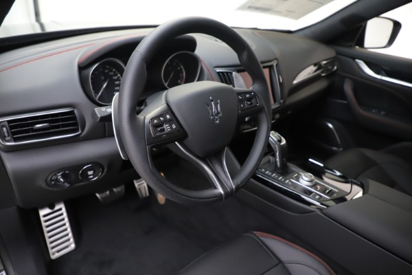 New 2020 Maserati Levante Q4 GranSport for sale Sold at Maserati of Westport in Westport CT 06880 13