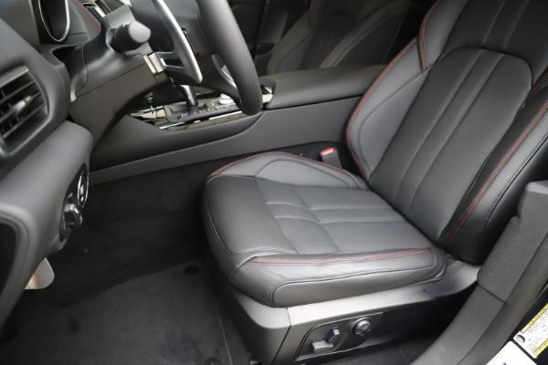 New 2020 Maserati Levante Q4 GranSport for sale Sold at Maserati of Westport in Westport CT 06880 15