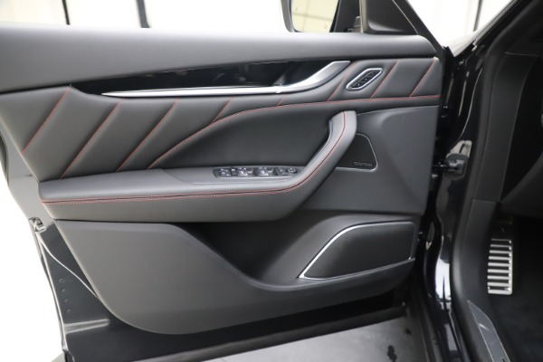 New 2020 Maserati Levante Q4 GranSport for sale Sold at Maserati of Westport in Westport CT 06880 17