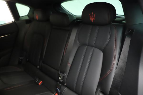 New 2020 Maserati Levante Q4 GranSport for sale Sold at Maserati of Westport in Westport CT 06880 18
