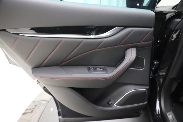 New 2020 Maserati Levante Q4 GranSport for sale Sold at Maserati of Westport in Westport CT 06880 21