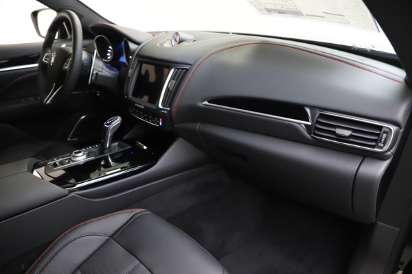 New 2020 Maserati Levante Q4 GranSport for sale Sold at Maserati of Westport in Westport CT 06880 22