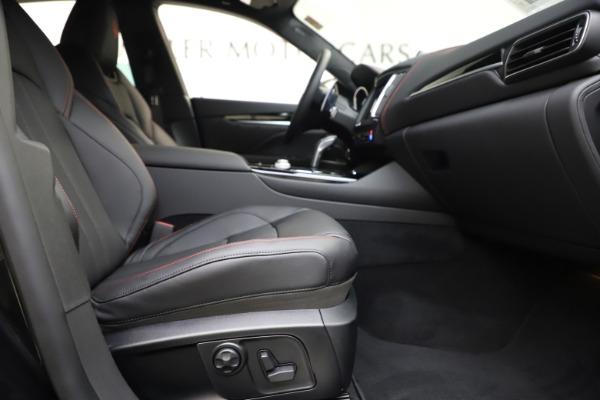 New 2020 Maserati Levante Q4 GranSport for sale $88,885 at Maserati of Westport in Westport CT 06880 23