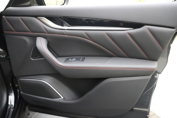 New 2020 Maserati Levante Q4 GranSport for sale Sold at Maserati of Westport in Westport CT 06880 25