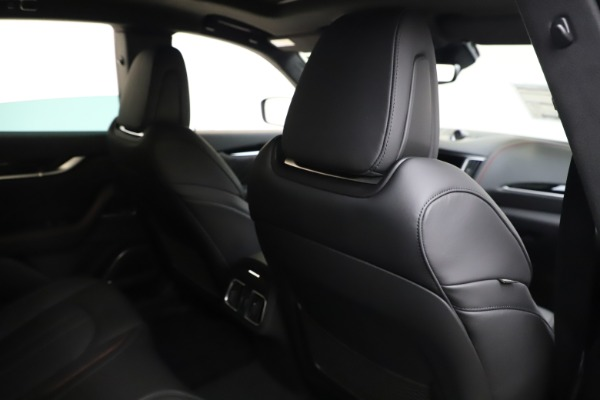 New 2020 Maserati Levante Q4 GranSport for sale Sold at Maserati of Westport in Westport CT 06880 28