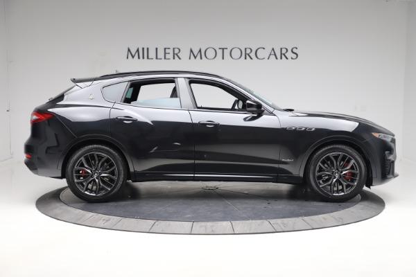 New 2020 Maserati Levante Q4 GranSport for sale Sold at Maserati of Westport in Westport CT 06880 9