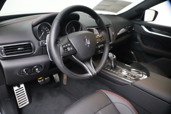 New 2020 Maserati Levante Q4 GranSport for sale $91,985 at Maserati of Westport in Westport CT 06880 13