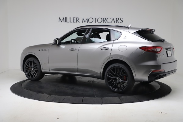 New 2020 Maserati Levante Q4 GranSport for sale $91,985 at Maserati of Westport in Westport CT 06880 4