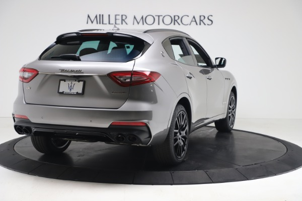 New 2020 Maserati Levante Q4 GranSport for sale $91,985 at Maserati of Westport in Westport CT 06880 7