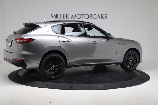 New 2020 Maserati Levante Q4 GranSport for sale $91,985 at Maserati of Westport in Westport CT 06880 8