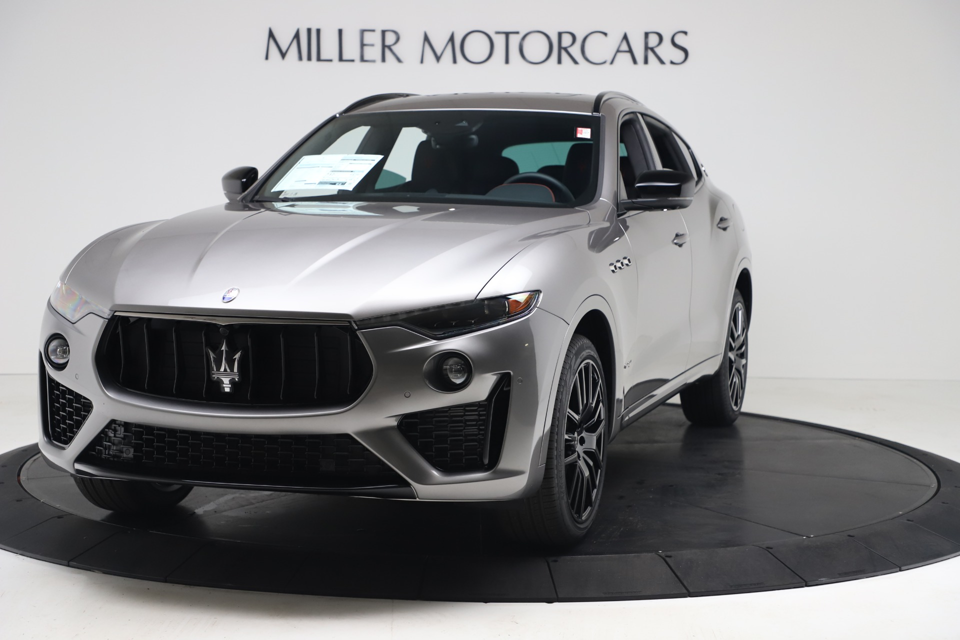 New 2020 Maserati Levante Q4 GranSport for sale $91,985 at Maserati of Westport in Westport CT 06880 1