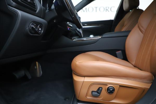 New 2020 Maserati Levante Q4 GranLusso for sale Sold at Maserati of Westport in Westport CT 06880 14