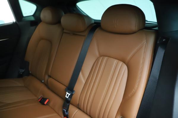 New 2020 Maserati Levante Q4 GranLusso for sale Sold at Maserati of Westport in Westport CT 06880 18