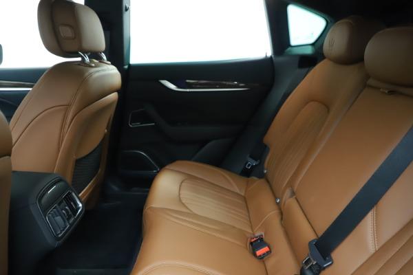 New 2020 Maserati Levante Q4 GranLusso for sale Sold at Maserati of Westport in Westport CT 06880 19