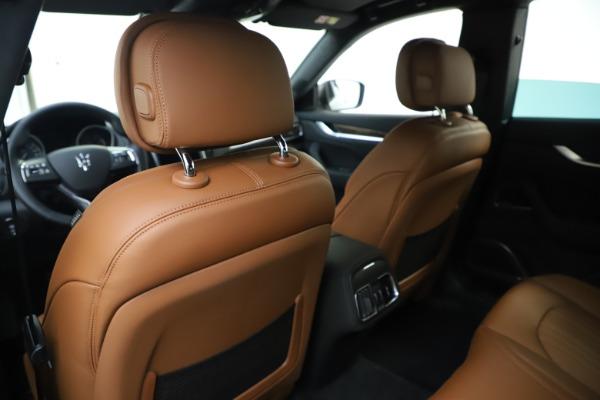 New 2020 Maserati Levante Q4 GranLusso for sale Sold at Maserati of Westport in Westport CT 06880 20