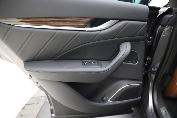 New 2020 Maserati Levante Q4 GranLusso for sale Sold at Maserati of Westport in Westport CT 06880 21