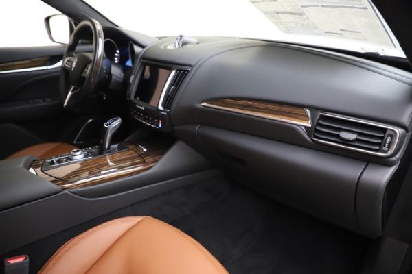 New 2020 Maserati Levante Q4 GranLusso for sale Sold at Maserati of Westport in Westport CT 06880 22