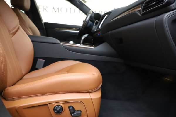 New 2020 Maserati Levante Q4 GranLusso for sale Sold at Maserati of Westport in Westport CT 06880 23