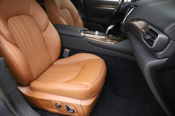 New 2020 Maserati Levante Q4 GranLusso for sale Sold at Maserati of Westport in Westport CT 06880 24
