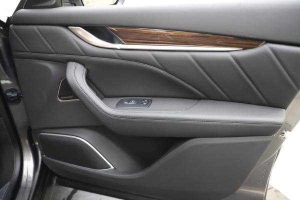 New 2020 Maserati Levante Q4 GranLusso for sale Sold at Maserati of Westport in Westport CT 06880 25