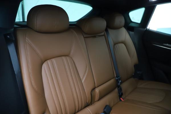 New 2020 Maserati Levante Q4 GranLusso for sale Sold at Maserati of Westport in Westport CT 06880 26