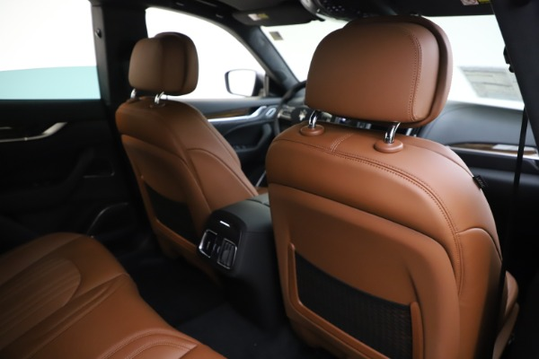 New 2020 Maserati Levante Q4 GranLusso for sale Sold at Maserati of Westport in Westport CT 06880 28