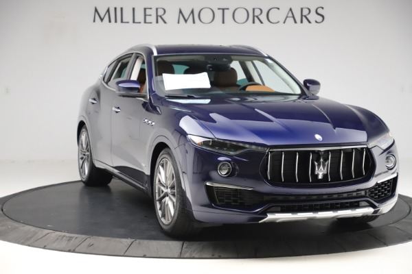 New 2020 Maserati Levante Q4 GranLusso for sale Sold at Maserati of Westport in Westport CT 06880 11