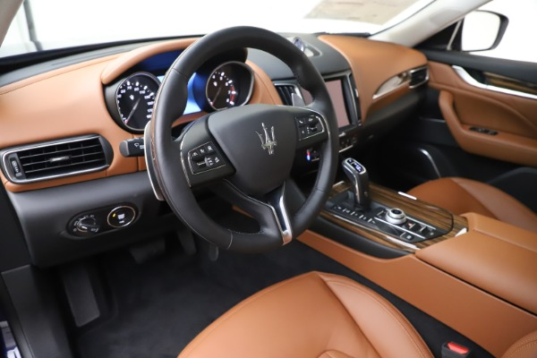 New 2020 Maserati Levante Q4 GranLusso for sale Sold at Maserati of Westport in Westport CT 06880 13