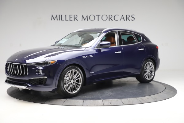 New 2020 Maserati Levante Q4 GranLusso for sale Sold at Maserati of Westport in Westport CT 06880 2