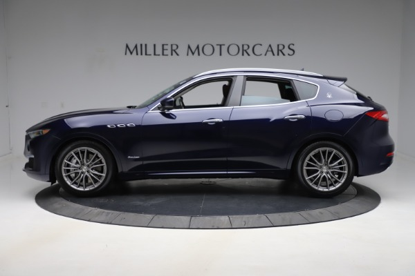 New 2020 Maserati Levante Q4 GranLusso for sale Sold at Maserati of Westport in Westport CT 06880 3