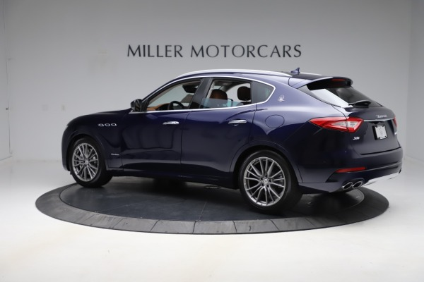New 2020 Maserati Levante Q4 GranLusso for sale Sold at Maserati of Westport in Westport CT 06880 4
