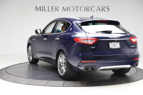 New 2020 Maserati Levante Q4 GranLusso for sale Sold at Maserati of Westport in Westport CT 06880 5