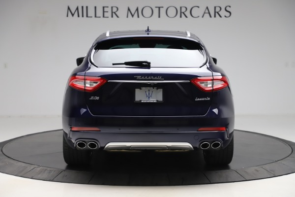 New 2020 Maserati Levante Q4 GranLusso for sale Sold at Maserati of Westport in Westport CT 06880 6