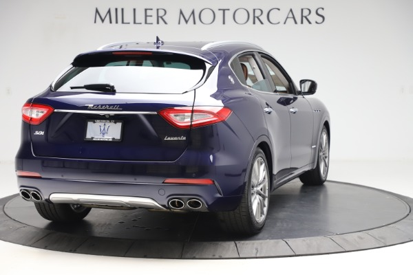 New 2020 Maserati Levante Q4 GranLusso for sale Sold at Maserati of Westport in Westport CT 06880 7