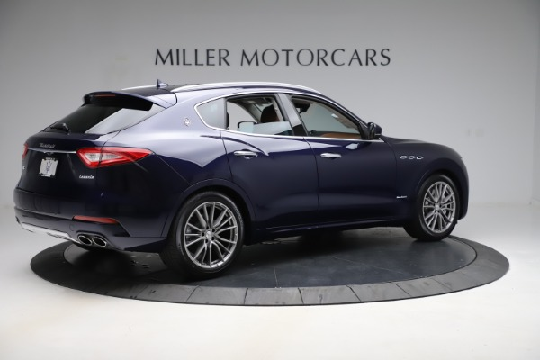 New 2020 Maserati Levante Q4 GranLusso for sale Sold at Maserati of Westport in Westport CT 06880 8